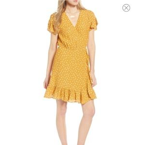 Rails koreen wrap dress